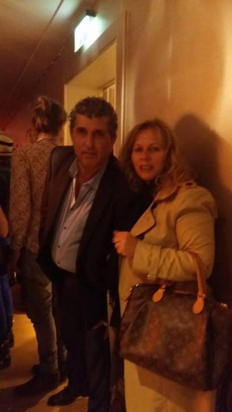 Silvia e António Cotovio - My Shop Wine - amigos e parceiros desde as primeiras horas.